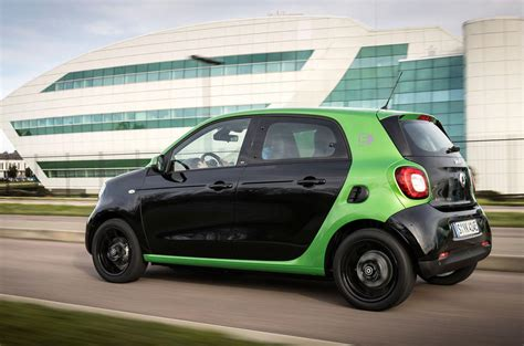 Electric Car Reviews by Smart Forfour Electric Drive 2017 Review Autocar