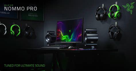 gaming speaker system razer nommo pro
