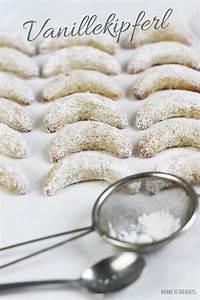 Bake To The Roots : vanillekipferl aka vanilla crescent cookies bake to the roots ~ Udekor.club Haus und Dekorationen
