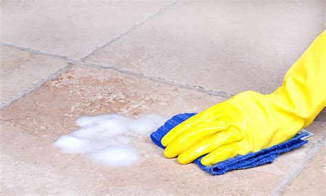 tips for gently cleaning tile floors courtland building