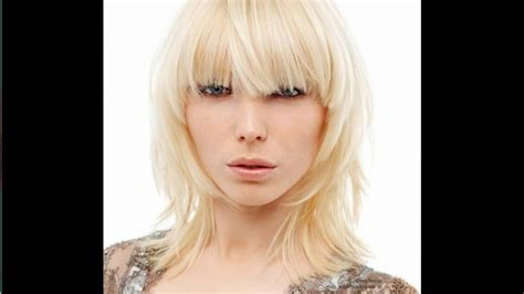 15 Ideas Of Shaggy Bob Hairstyles For Round Faces