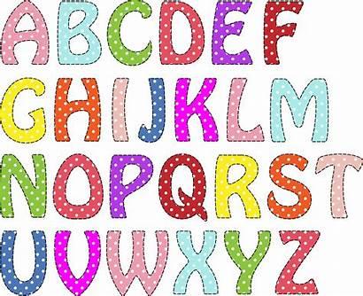 Alphabet Letters Transparent Background Domain