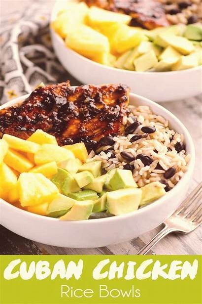 Rice Chicken Healthy Cuban Dinner Trend20us Weeknight