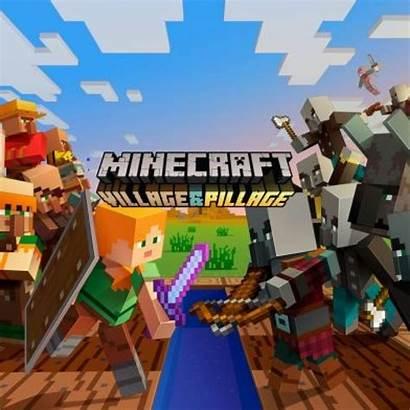 Minecraft Update Village Pillage Fox Patch Notes