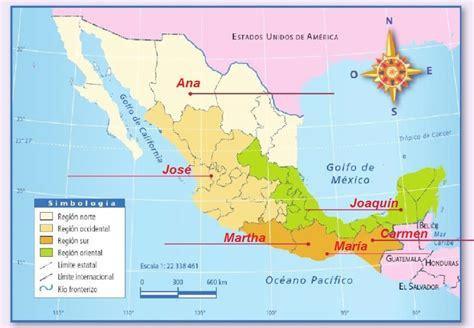 las regiones naturales de mxico apliquemosregdemex
