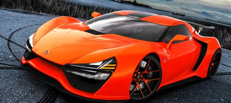 The Trion Nemesis Is A 2,000 Hp American-made Supercar