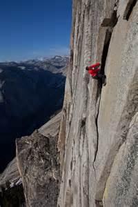 Rock Climbing Alex Honnold