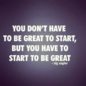 quotes about starting something new Quotes