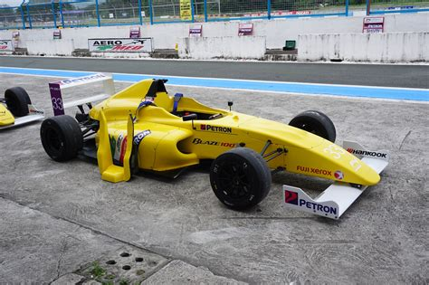 formula 4 car petron formula 4 sea race cars pinoy guy guide
