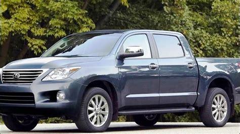 lexus pickup truck  reviews models parts