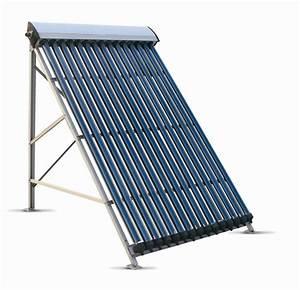 Solar Water Heater Clipart