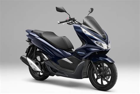 Honda Pcx Electric And Pcx Hybrid Unveiled