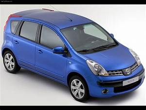 Nissan Note (2006) - pictures, information & specs