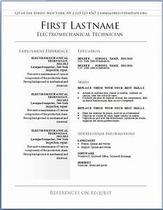 Resume templates free 2017 resume builder for Best resume templates 2017 free