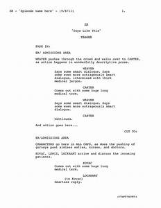 writing for film tv script format templates With movie scripts template