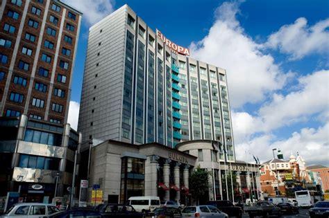 Sinn Fein holds draw for night at Belfast's Europa Hotel ...