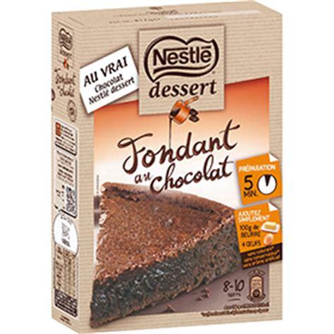 test du fondant nestl 233 dessert 2000 pr 233 parations gratuites