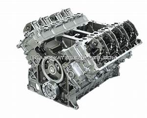 6 4 Liter 6 4l Powerstroke U2122 Long Block Diesel Engine