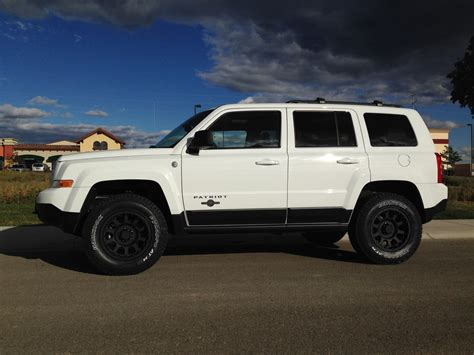 jeep patriot lifted lift kits for jeeps