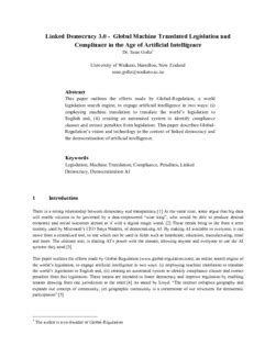 Linked Democracy 3.0 - Global machine translated