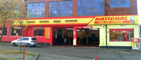 Tyres Preston (blackpool Road Pr2)