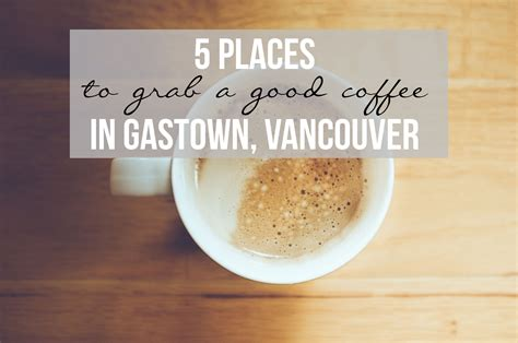 5 Places To Grab A Good Coffee In Gastown, Vancouver Flat White Coffee New York City Doha Is A With Milk Bean Israel Menu Cup Of Vs Redbull Food For Thought Ion