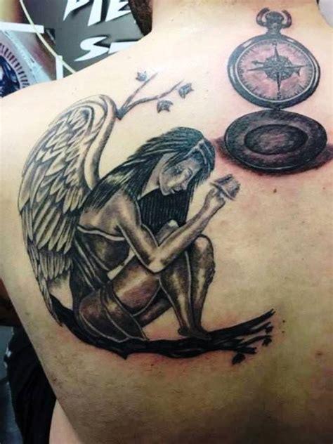 amazing angel tattoo designs    powerful