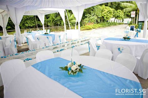 light blue and white wedding decorations light blue wedding decorations siudy net