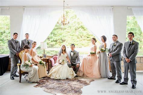 johanna  pauls wedding vizcaya villa fayetteville