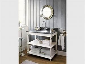 salles de bains retro 10 photos pour vous inspirer With meuble de salle de bain style retro