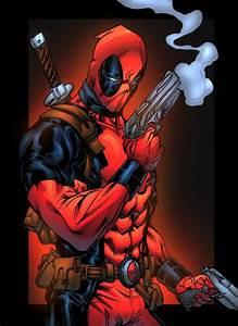 #Deadpool #Fan #Art. (Deadpool) By: H8Leech. (THE * 5 ...