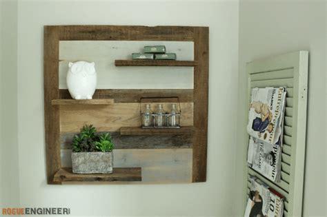 scrap wood shelf rogue engineer