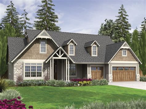 Craftsman Style House Plan 3 Beds 2 5 Baths 2591 Sq/Ft