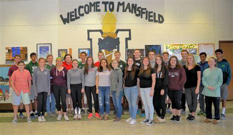 student   month mansfield high school