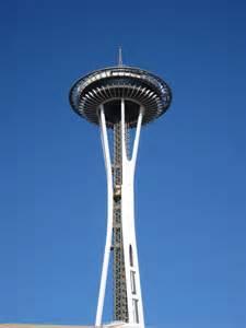 Space Needle Seattle Washington