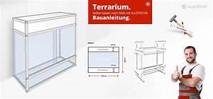 Sandfilteranlage Abdeckung Selber Bauen : terrarium selber bauen bauanleitung alusteck ~ Orissabook.com Haus und Dekorationen