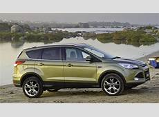 2013 Ford Kuga pricing and specifications photos