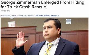 HERO: RECENTLY FREED GEORGE ZIMMERMAN COMES TO THE AID OF ...