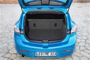 Mazda 3 Coffre : fiche technique mazda mazda 3 ii 1 6 mz cd kizuna 5p l 39 ~ Medecine-chirurgie-esthetiques.com Avis de Voitures