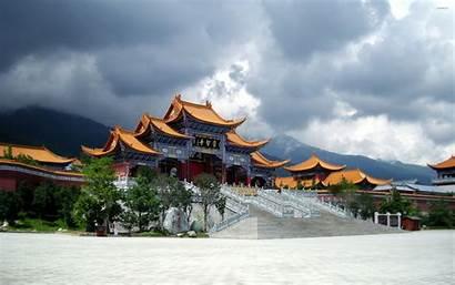 China Yunnan Chongsheng Temple Wallpapers