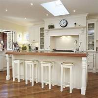 french country kitchen cabinets French Country Kitchens Ideas in Blue and White Colors
