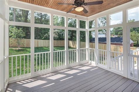 How Much To Build A Covered Porch by 2016 Screened In Porch Cost Screened In Porch Prices