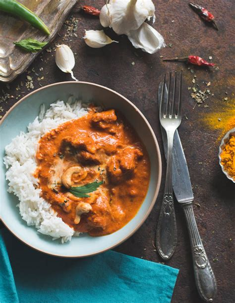 Küche Indien by Murgh Makhani Original Indian Butter Chicken S K 252 Che