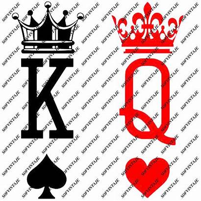 Crown Queen King Svg Silhouette Vector Clip