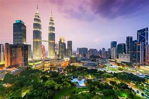 Kuala Lumpur in Malaysia at Dusk 5k Retina Ultra HD ...