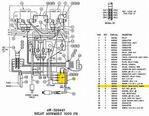 Auto Crane 320351000 Older Auto Crane Relay