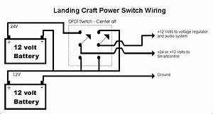 Wiring Manual Pdf  12 24 Volt Switches Wiring Diagram
