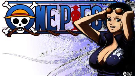 Nico Robin One Piece Crew Wallpapers