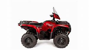 Yamaha Grizzly 450 Auto Eps 4x4