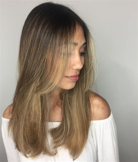 prettiest hairstyles  long straight hair